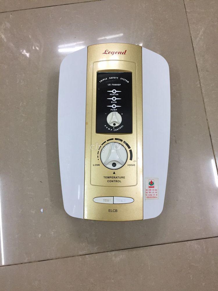 Máy nước nóng MALAYSIA có bơm trợ lực bảo hành3T