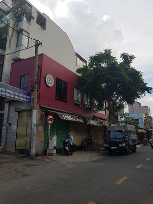 Bán MT góc 157 Mai Xuân Thưởng, Ngang : 14,5m