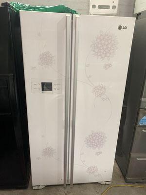 tủ lạnh 582L 2 cánh dòng gia đình hãng LG chuẩn