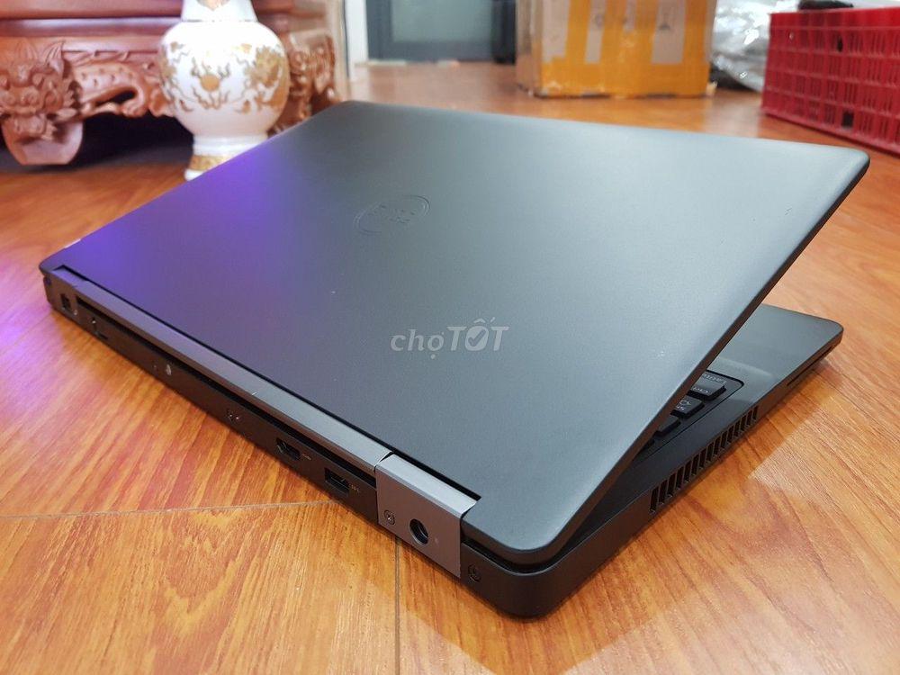 Dell Latitude E5570 i5 6300U USA đẹp, nguyên Zin