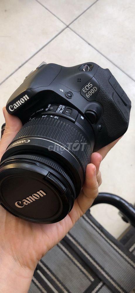 Canon 600D kit 18-55mm is ii