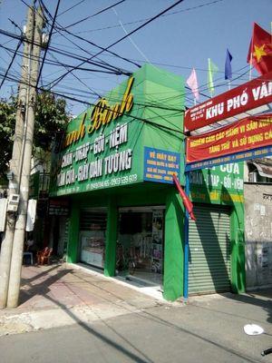 Nhà 3 mặt tiền đường Nguyễn Ái Quốc, Biên Hòa