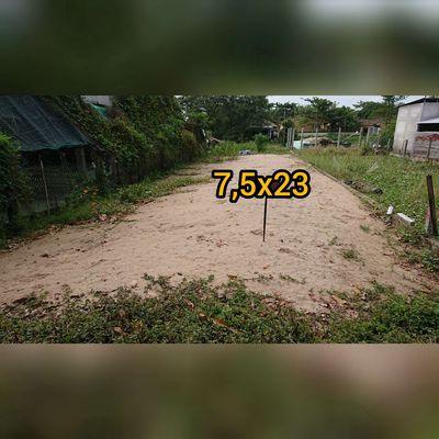 Đất Phong Điền đường vàm bi mặt tiền 7,5m