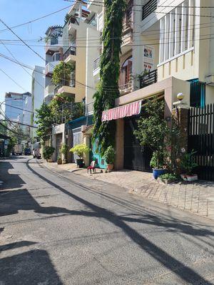 Nhà 1 trệt 1 lầu 76m2, đ Ng Háo Vĩnh , p. Tân Quý