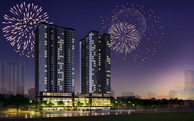 Chung cư The Park Avenue 71m² 2 PN