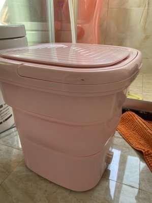 Máy giặt mini sếp gọn tiện lợi