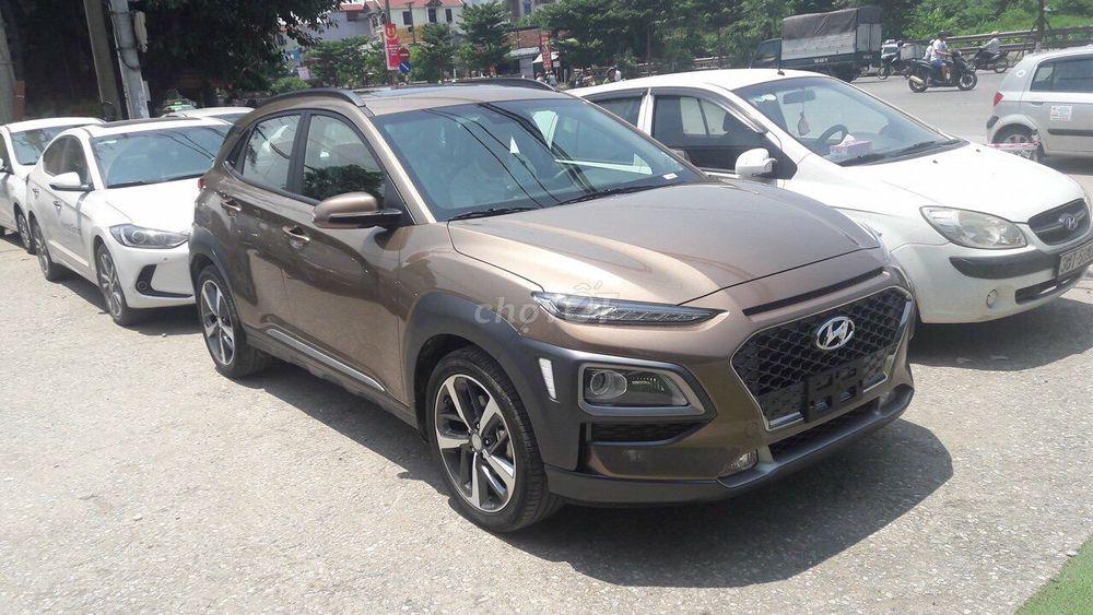Hyundai Kona 2019/ Ưu đãi đến 50tr/ Xe giao ngay