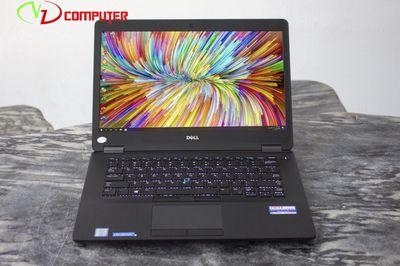 Dell e7470⭕️i5 6300U-8Gb-SSD 256-14 Full IPS