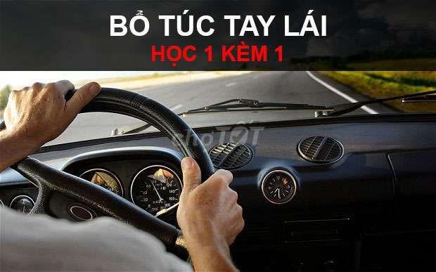 Nhận bổ túc tay lái xe ôtô