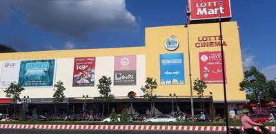 Mặt tiền Mậu Thân (đối diện siêu thị Lotte): 218m2