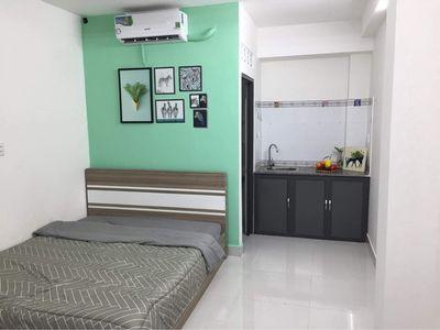 Căn hộ mini full nội thất Bình Thạnh 25m² 1PN