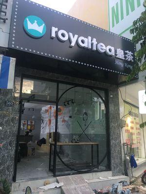 San nhượng Trà sữa HongKong Royaltea
