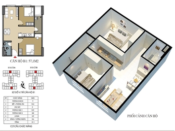 Cần mua căn hộ Ecohome 3
