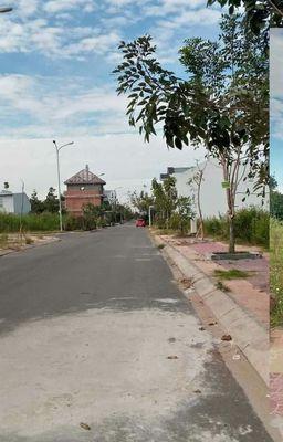 Nền 4,5*20m Sổ đỏ đường  B9 KDC Phú An, Q.Cái Răng