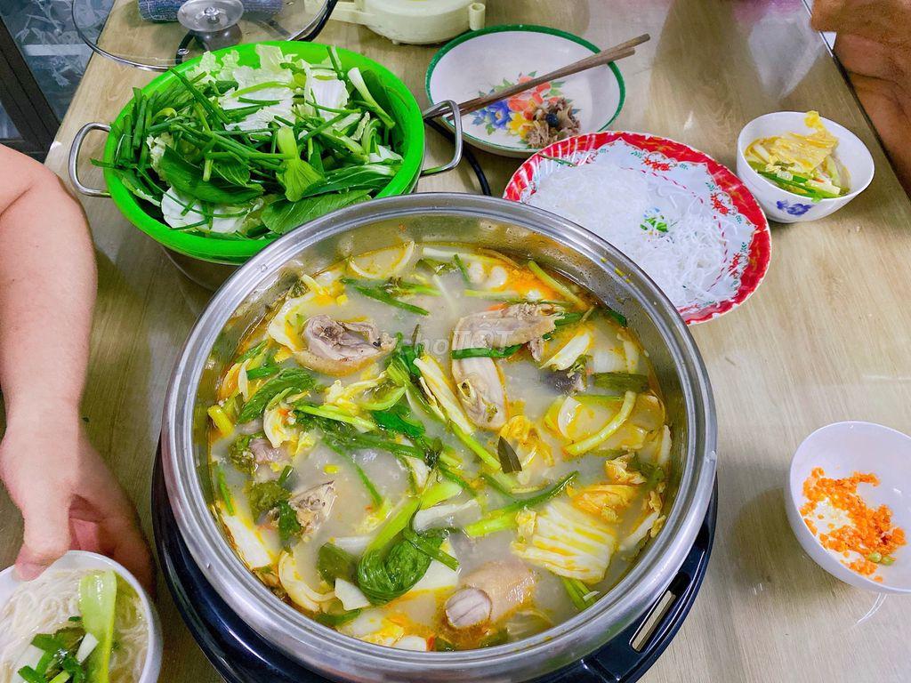 Gà Hấp Hèm 68 - Hóc Môn - Vịt Nấu Chao Bao Ngon