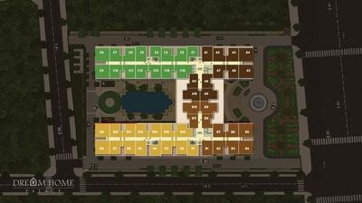Chung cư Quận 8 51m² 2PN, Dream Home Palace