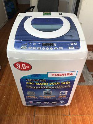 Máy giặt cao cấp inverter Toshiba 9,02kg,còn mới