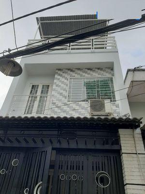 HXH Huỳnh Thiện Lộc DT 4x12,5=49m2, 1 Lửng 1 Lầu