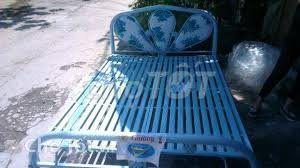 giường sắt tháo ráp, hàng cty, giao hàng FREE HCM