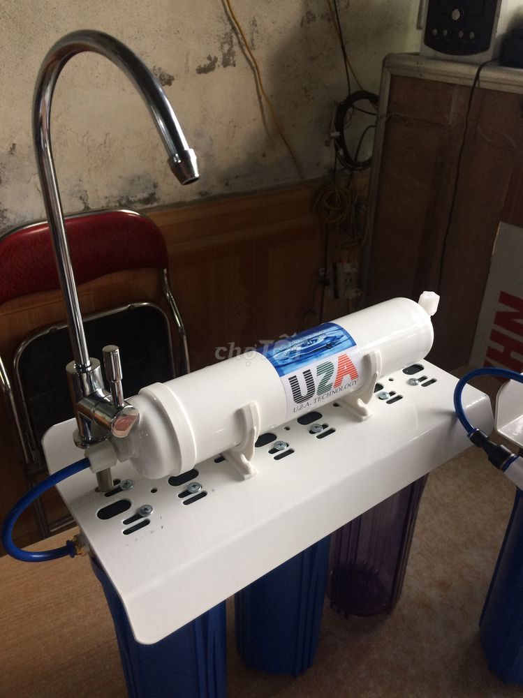 Lọc nước đa năng (4 lõi)