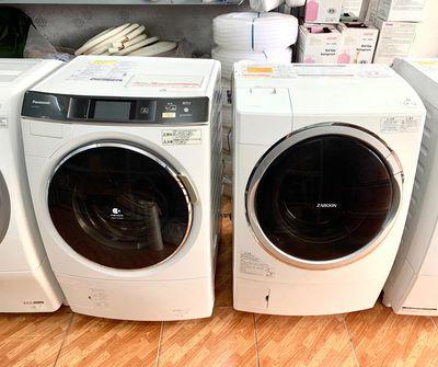 Máy Giặt Nội Địa Nhật Inverter - Sấy Block - 9KG