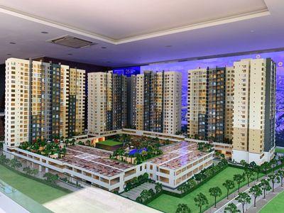 Căn hộ Akari City 56m² 2PN
