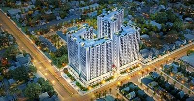Bán Căn hộ RichStar 93m² 3PN ...Q Tân Phú
