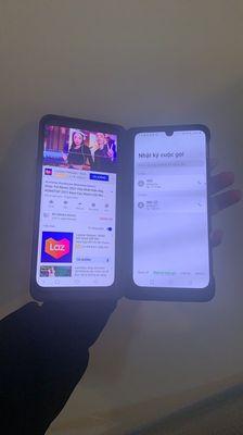 Lgv50s bản hàn 2 màn hình cực chat