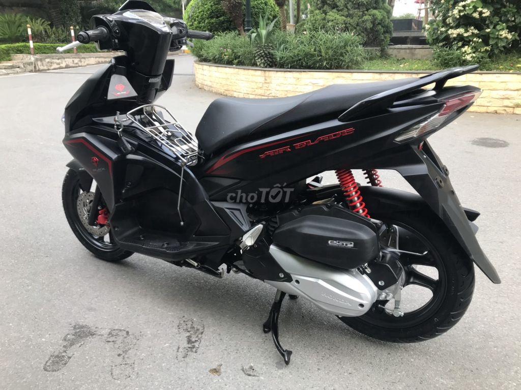 0913506899 - Honda Air Blade đen nhám 2019 có trả góp