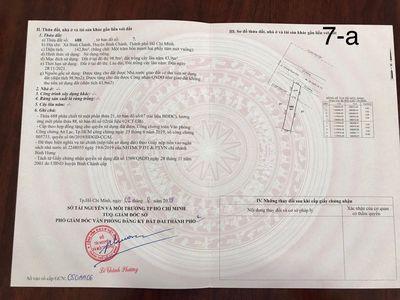 5x30- Thổ Cư- Hoàng Phan Thái- Bình Chánh