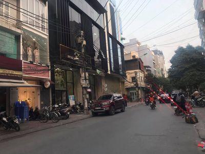 Bán nhà mặt phố mới Nguyễn Hy Quang, Đống Đa.