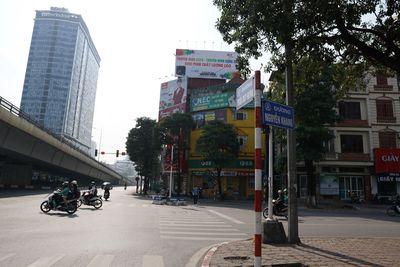 Bán nhà phố Trần Duy Hưng đẹp rẻ kinh doanh đỉnh