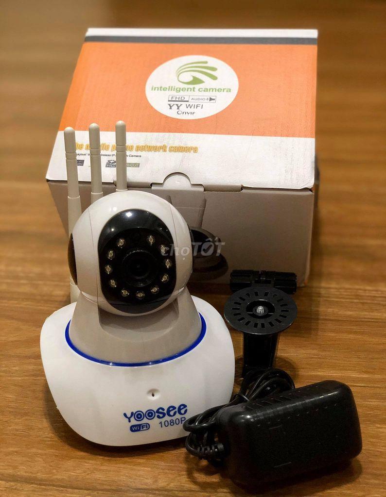 Camera chống trộm yoosee 2.0 và thẻ nhớ 32Gb yoose