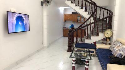 bán nhà 3,5 tầng ngõ 263 Lạch Tray