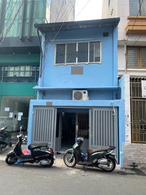 Bán nhà vị trí siêu đẹp đường Đoàn Như Hài P.12 Q4