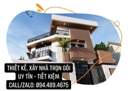 THIẾT KẾ XÂY DỰNG AN HUY