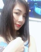 Cô Gái Lam Hồng