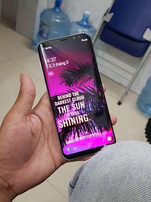 Samsung Galaxy S8 plus Bạc