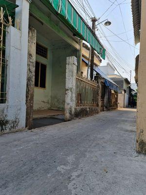 Nhà Trệt Kiên Cố trục chính hẻm150 Trần Quang Die