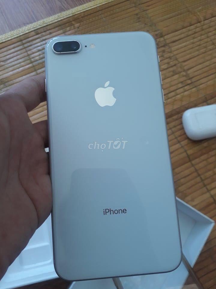 Apple iPhone 8 plus trắng muốn giao lưu