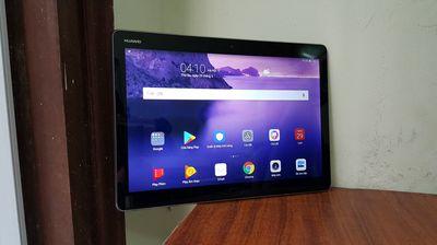 Huawei M3 lite 10 inch/ 4 Loa Harman Kardon bốc