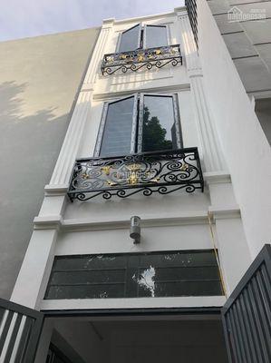 Nhà 2 thoáng. DT 40m2 ở Đồng Mai.