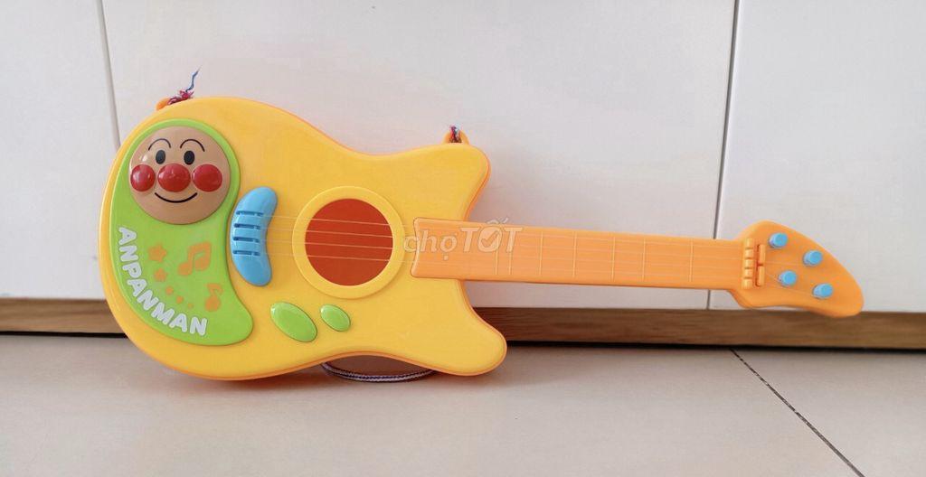 Đàn guitar Ukelele Anpanman cho bé