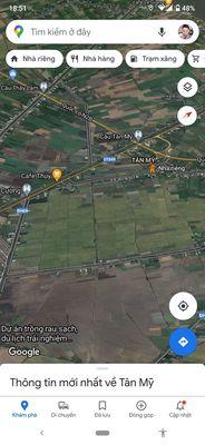 Đất nông nghiệp, Huyện Lấp Vò 2.749m2