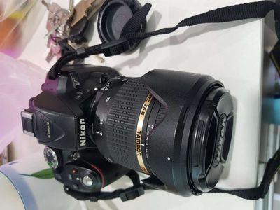 Combo Nikon D5300 + kit+ Tamron 17 50