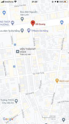 Nhà 2 mặt tiền đường Đỗ Quang ngang 11m2 - 7tỷ550