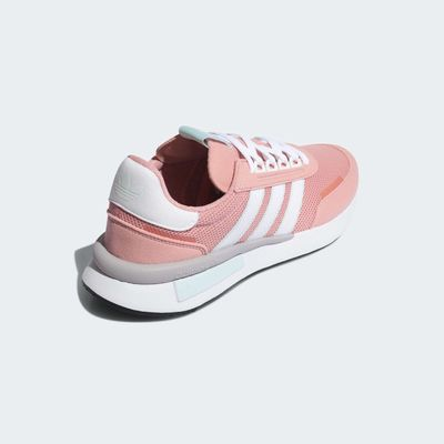 Giày adidas RETROSET nữ hồng, mới 100%, chính hãng