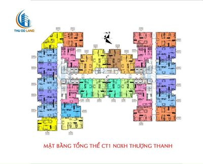 Chung cư Him Lam 66m² 2PN