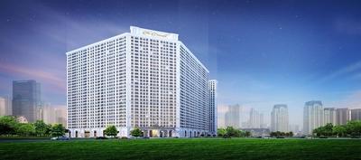 Chung cư The Emerald 110m² 3PN nhà mới 100% ở luôn