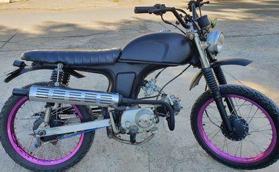 Cần bán xe Honda SS50V 72 dọn Cafetrack bs83 nhé..